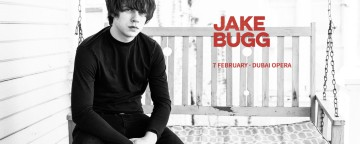Jake Bugg Live in Dubai