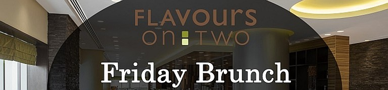 Flavours on Two Friday Seafood Brunch