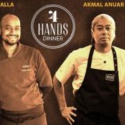 Mohalla: 4 Hands Dinner with Chefs Adwait Anantwar & Akmal Anuar