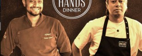 Mohalla: 4 Hands Dinner with Chefs Adwait Anantwar & Akmal Anuar