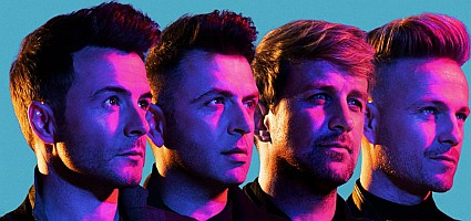 Live Nation Presents Westlife The Twenty Tour Live in Dubai 2019
