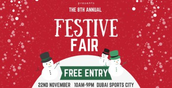 expatwoman presents The 8th Annual Festive Fair 2019