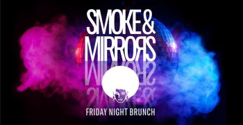 garden on 8: Smoke & Mirrors Barbqlicious Night Brunch