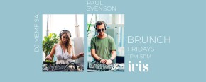 Iris Brunch - Fridays