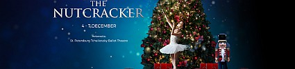 St-Petersburg Tchaikovsky Ballet Theatre presents The Nutcracker