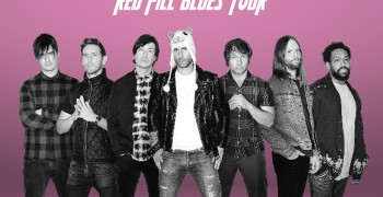 Maroon 5 Red Pill Blues Tour Live in Dubai