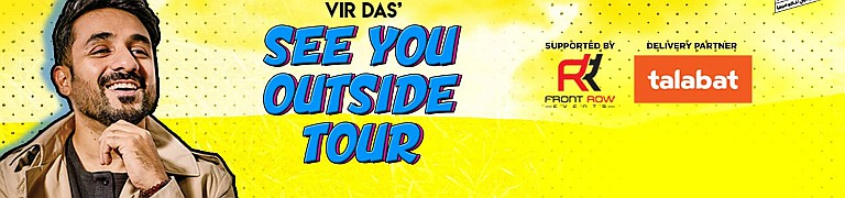 See You Outside Tour Ft. Vir Das