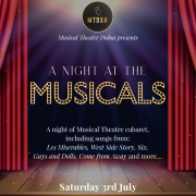 A Night at the Musicals