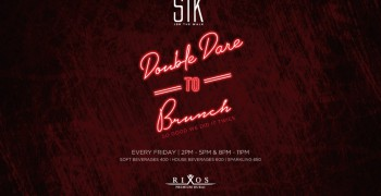 STK Dare To Brunch - The Daytime Edition