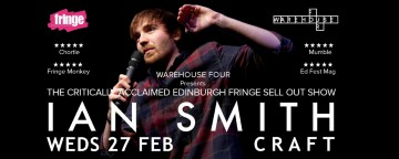 Fringe@Four Presents Ian Smith Live in Dubai