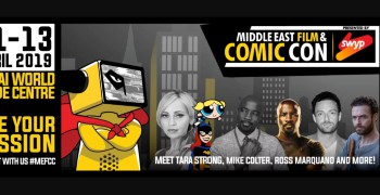 Middle East Film & Comic Con (MEFCC) 2019