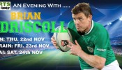 An Afternoon with Brian O'Driscoll