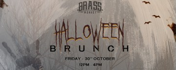 Brass Monkey Halloween Brunch