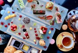 La Farine Award-Winning Afternoon Tea