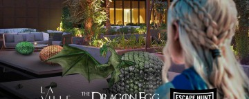 La Ville The Dragon Egg Hunt