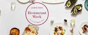 Jumeirah Restaurant Week 2017: Naya 3 Course Menu