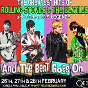 Greatest Hits by The Rolling Stones & The Beatles Theatre Show