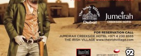 The Irish Village Dubai's Biggest Good Brunch