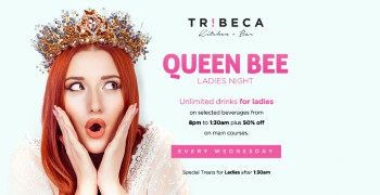 Queen Bee Ladies Night