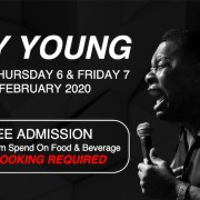 The Jazz Garden with Roy Young