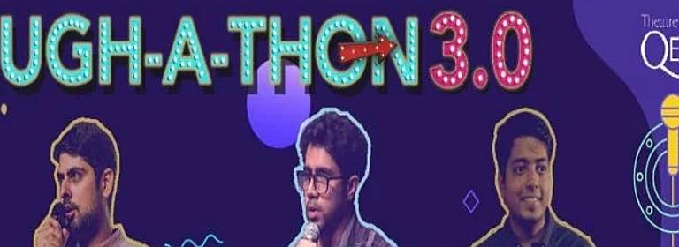 LAUGH-A-THON 3.0 w/ Abhishek Upmanyu