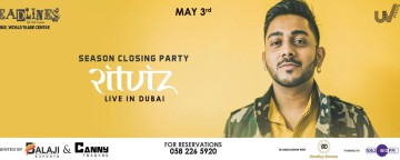 Ritviz Live In Dubai