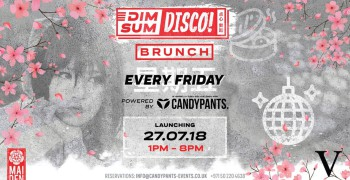 Candypants presents Dim Sum Disco