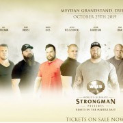 World's Ultimate Strongman 2019