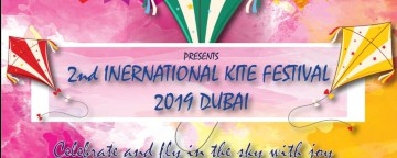2nd International Kite Festival 2019