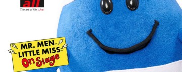 Mr. Men Live On Stage