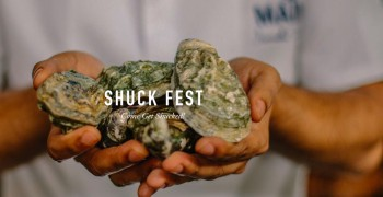 The Maine Street Eatery Shuck Fest