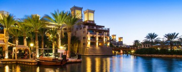 UAE Vine Festival 2021: Souk Madinat Tasting Tour - 23 Mar