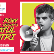 Beachcomber presents Front Row Laughter Nights ft ATUL KHATRI