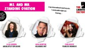 The Laughter Factory June 2019 w/ Alfie Brown, Fern Brady & Greg Morton - Abu Dhabi