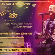 Rahat Fateh Ali Khan Tribute Tour