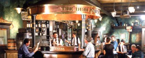 Dubliner's Happy Hour