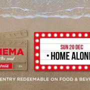 Zero Gravity: Cinema on the Sand - Home Alone (1990)