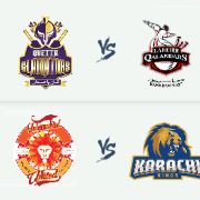 PSL 2019: Quetta Gladiators v Lahore Qalandars & Islamabad United v Karachi Kings - 23 Feb