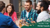 McGettigan's JLT Friday Brunch 2020