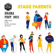 The Hive Theatre 2021: Stage Parents & Detention