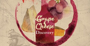 Grapeskin Grape & Cheese Discovery