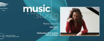 Music in the Studio: Alice Burla - Fall Season 2021