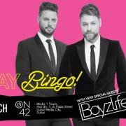 Bongo's Bingo Mar 22 feat. Boyzlife