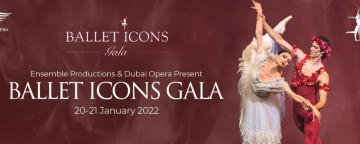 The Ballet Icons Gala
