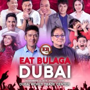 ORBIT Events presents Eat Bulaga - Live In Dubai