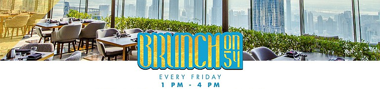 CÉ LA VI Brunch on 54