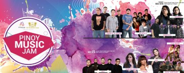 Pinoy Music Jam w/ Parokya Ni Edgar, Hale, Silent Sanctuary & more