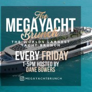 The Lotus Mega Yacht Brunch Party