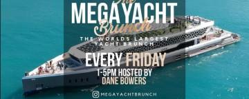 The Lotus Mega Yacht Brunch Party