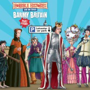 Horrible Histories Live on Stage: Barmy Britain